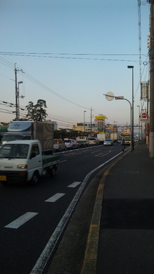 大阪の車屋兼運送屋兼居酒屋の社長BLOG-090331_180159.jpg
